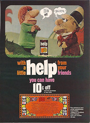 Help Drink (gregg_koenig) Tags: drink ad can help 1960s 1970s coupon