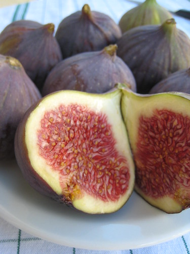 Fresh Figs from Turkey