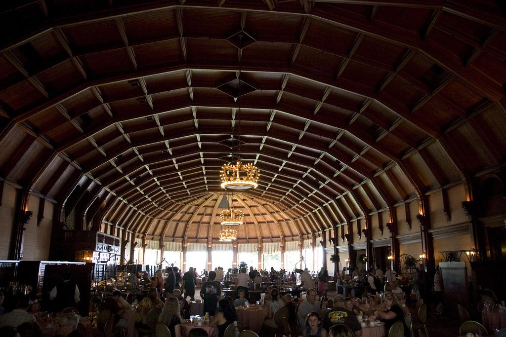 Crown Room, Hotel Del Coronado