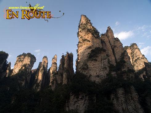 Wulingyuan Towering Sandstone Karst