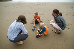 impromptu playgroup (dolanh) Tags: lucas renee oregoncoast oswaldweststatepark shortsandsbeach