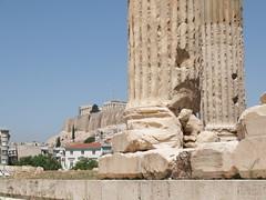 Athens (just bre) Tags: athens greece ancientgreece templeofolympianzeus