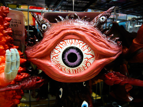 Eye-Monster from Ultraman