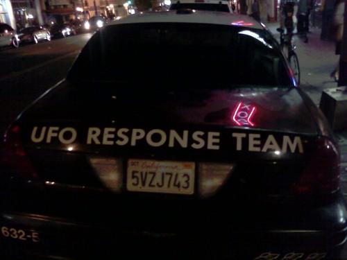 ufo response