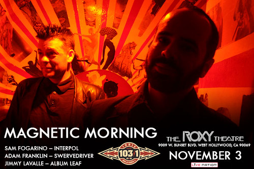 Magnetic Morning 11/3