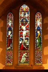 East window, St. Mary the Virgin - Clifton on Dunsmore