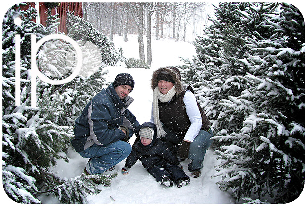 Josh, Ethan and I