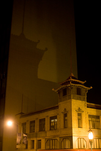 A Shadow of Chinatown