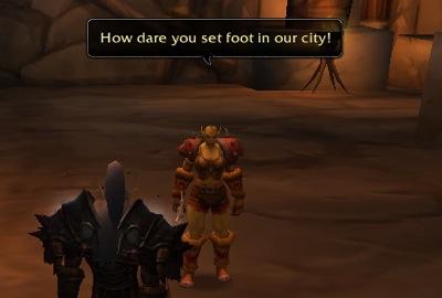 A Hostile Guard