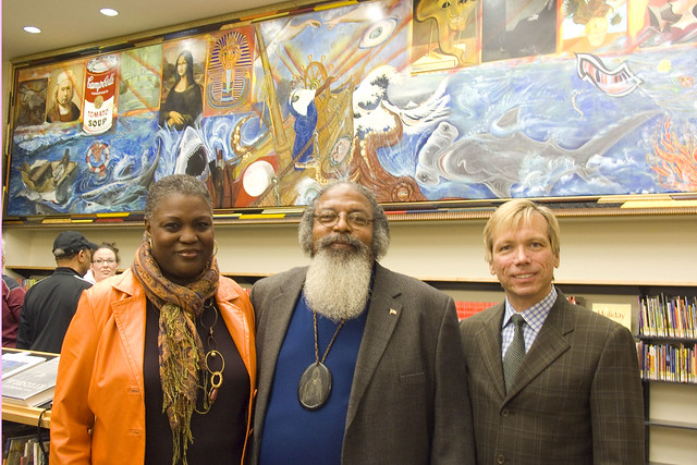 Houston Public Library Unveils Painting by Internationally Acclaimed Artist Bert Long Jr by Houston Public Library