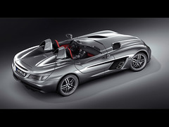 Mercedes SLR Stirling Moss 2009