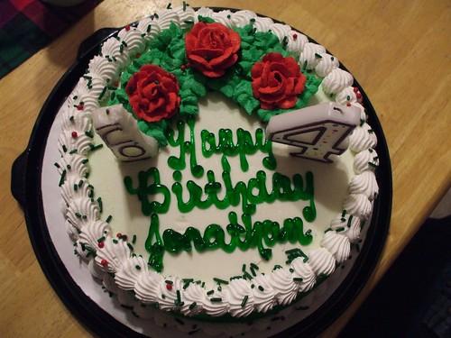 Jonathan's 14th Birthday 008