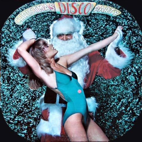 Christmas Disco Party!