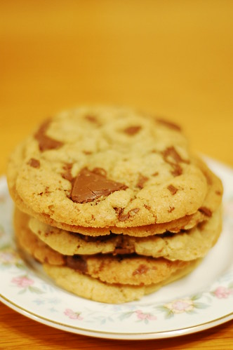 the best choc chip cookies ever