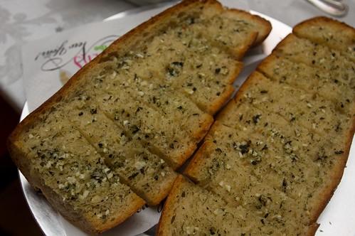 i'm the garlic bread maker of the family