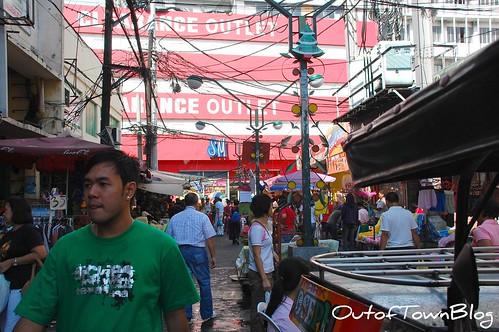 Quiapo SM Carriedo