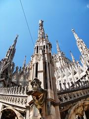 Sobre el Duomo (6) (Yure y Maureen) Tags: milano miln