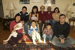 Family 2 (feebo) Tags: frank kevin ray pennsylvania ying sally isa tashi xiaobai villanova sallyshouse amrish