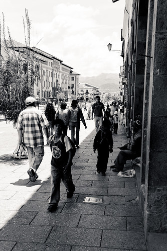 A Street of Cusco