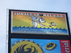 Sunset Sports Bar: A Sunny Place for Shady People