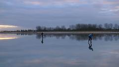P1040145 (Remko van Dokkum) Tags: ice iceskating skating waterland schaatsen monnickendam schaats natuurijs gouwzee ijszeilen