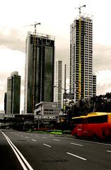 The Hyatt Residence (Iwan D. Tanujaya) Tags: publicspace busway jakarta urbanjungle newbuilding inhuman hyattresidence
