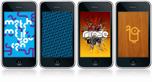 iPhone Wallpapers by Extraverage