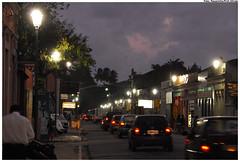 Embutimento da fiação da Rua do Sol. Foto: Passarinho/Pref.Olinda