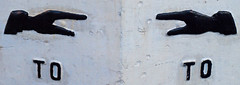 Kensington Gore - SW7 (Malcolm Edwards) Tags: uk england london hand unitedkingdom malc hounslow milestone 1911 hydeparkcorner milepost sw7 cityofwestminster gwl kensingtongore manicule