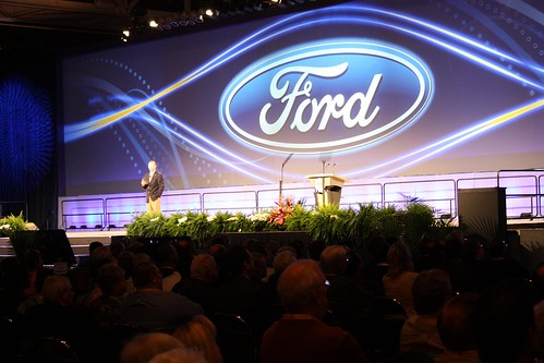 Alan Mulally, Ford Motors CEO