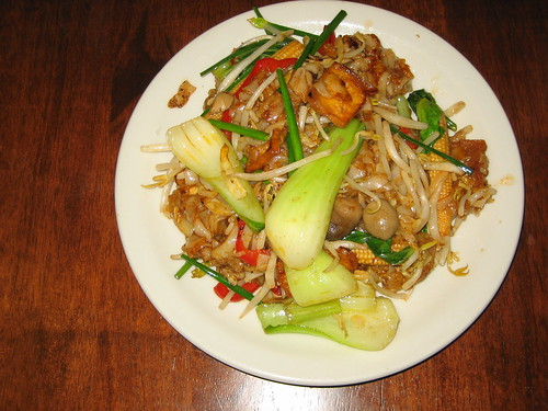 char kuay teow from tak chee house