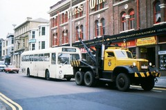 Diamond T (georgeupstairs) Tags: 1982 marshall swift 1970 blackpool diamondt wrecker aec 553 tanktransporter blackpooltransport pfr553h