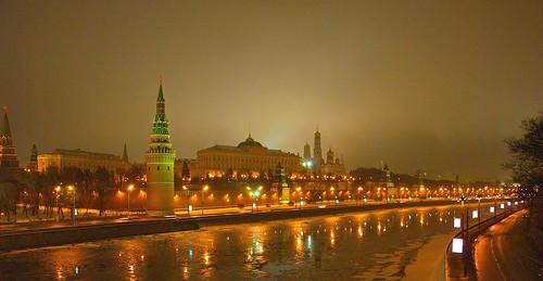Банальная Москва