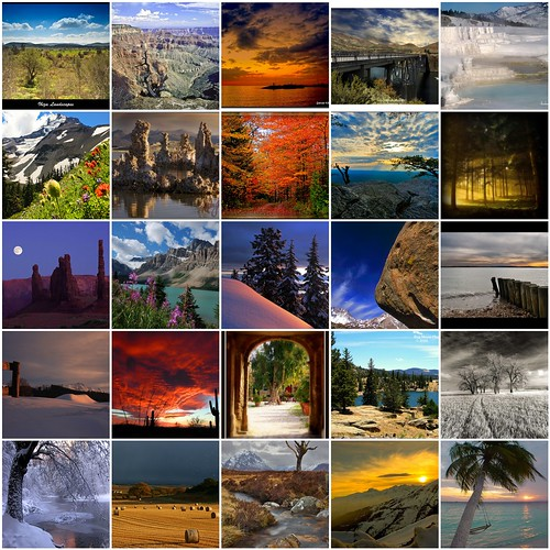 Landscape Beauty Photos of the Day Vol 2