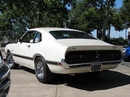 1970 Ford Maverick Grabber. 1971 Ford Maverick Grabber