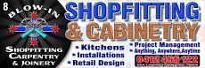 Blow-In Shopfitting, Carpentry & Joinery