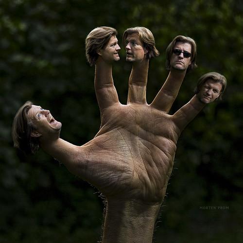 Troll Hand