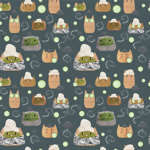 Daily Pattern - Spa