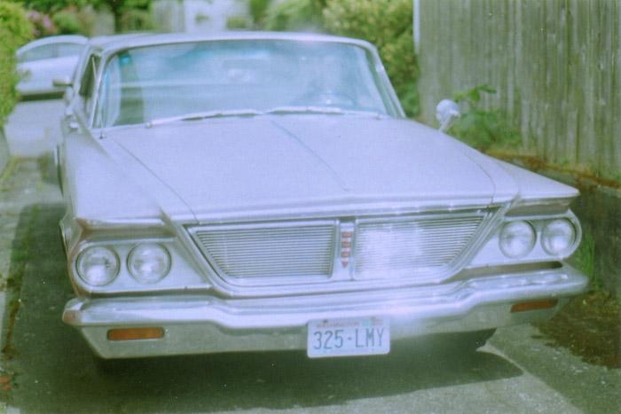 1964 Chrysler New Yorker.