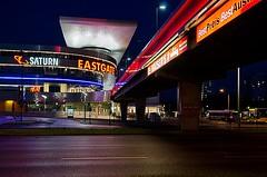 Eastgate (Dietrich Bojko Photographie) Tags: berlin architecture night germany nacht architektur dri marzahn nofilters dietrichbojko d7000 dietrichbojkophotographie