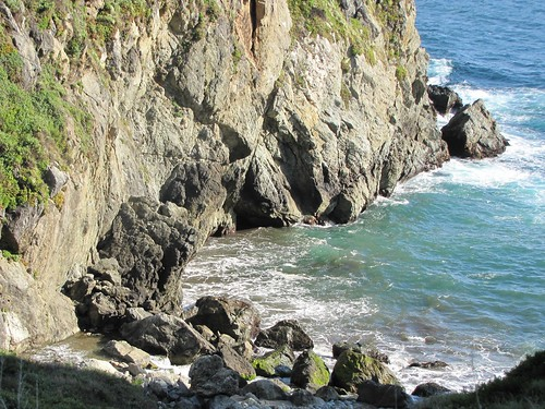 Partington Cove hike