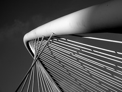 Intertwined (ar_graff) Tags: bilbao calatrava whitebridge
