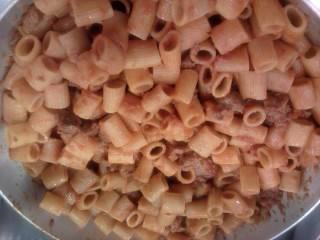 Mezzemaniche al cinghiale by La Fiaschetteria delle Cure