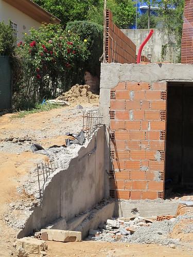 Muro HA rampa