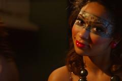 The Difference Between Lightroom and Nikon's Software #1 (Myron Watkins) Tags: test woman color cute girl model nikon makeup vs lightroom ltc correcting pictureproject pyt nikoncapture presets teelah djlish