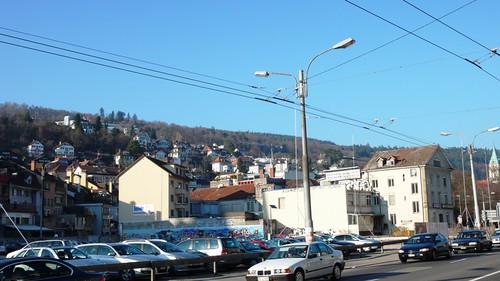 View towards Jura