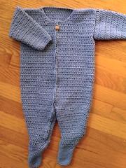 bearfoot onesie