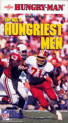 NFL's Hungriest Men (alternatePhotography) Tags: order mail free tape vhs imasucker