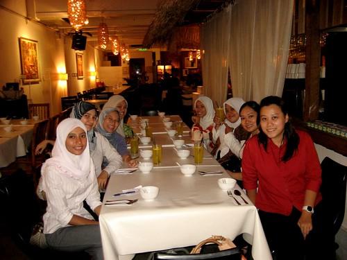 FDS Dinner @ Bora Ombak