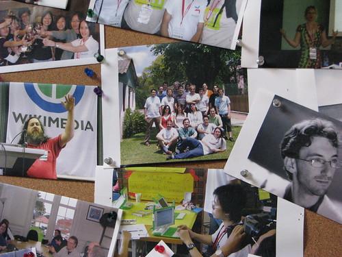 Wikimedia Argentina en la oficina de la Fundación Wikimedia by zuirdj.